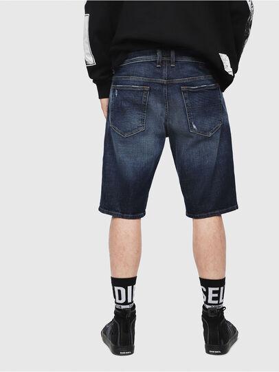 Diesel - THOSHORT, Dark Blue - Shorts - Image 2