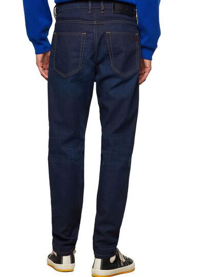 Diesel - D-VIDER Carrot JoggJeans® Z69VZ, Dark Blue - Jeans - Image 2