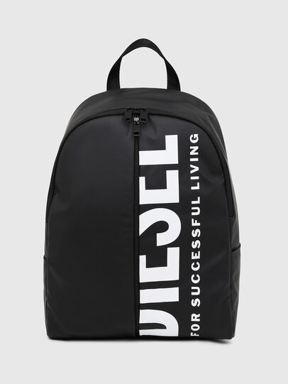 Diesel - BOLD BACK III, Black - Backpacks - Image 1