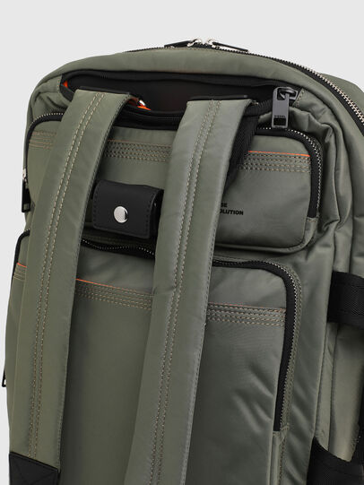 Diesel - TROPHY, Green - Backpacks - Image 6