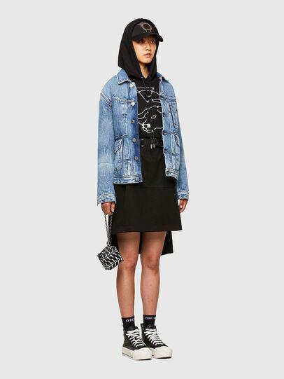 Diesel - CL-D-ILSE-O, Black - Dresses - Image 5