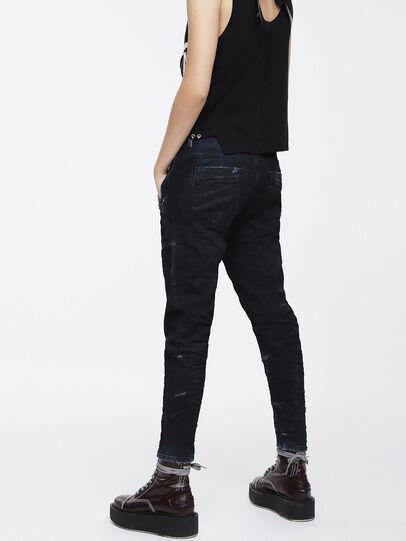 Diesel - Fayza JoggJeans 069CG, Dark Blue - Jeans - Image 2