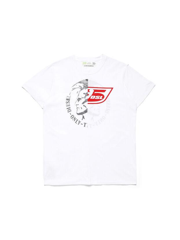 D-MESO&MESO, White - T-Shirts