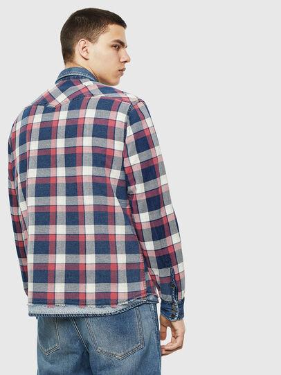 Diesel - D-WEAR-B, Blue Jeans - Denim Shirts - Image 2