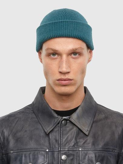 Diesel - L-NHILL-TRE, Black - Leather jackets - Image 6
