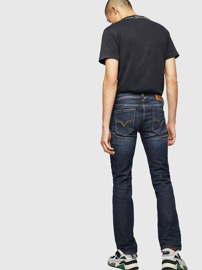 Diesel - Larkee 084ZU, Dark Blue - Jeans - Image 2