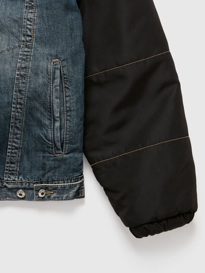 Diesel - DxD-J1, Blue/Black - Denim Jackets - Image 4