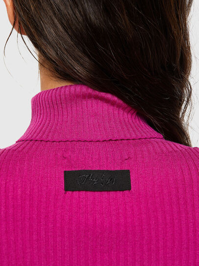 Diesel - M-KIMBERLY, Hot pink - Sweaters - Image 3