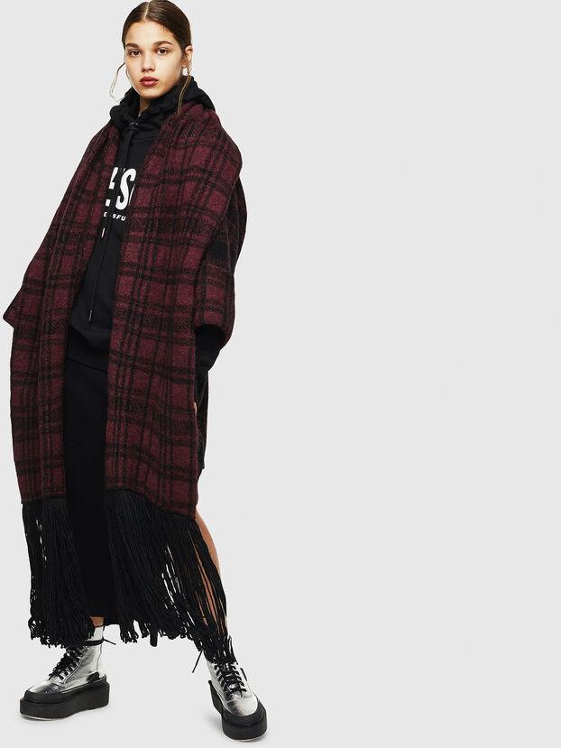 M-BOU, Dark Violet - Sweaters