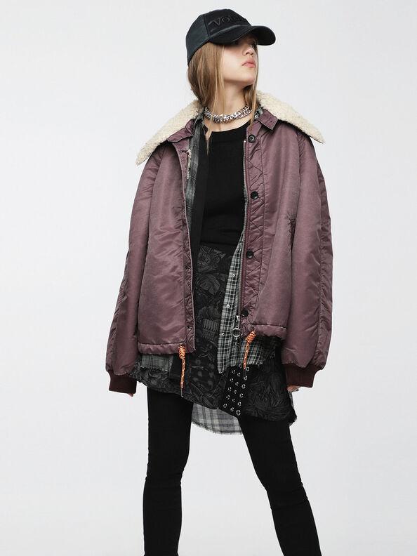 W-GIADA, Violet - Winter Jackets