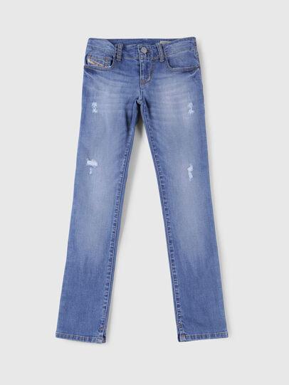 Diesel - GRUPEEN-J-N, Light Blue - Jeans - Image 1