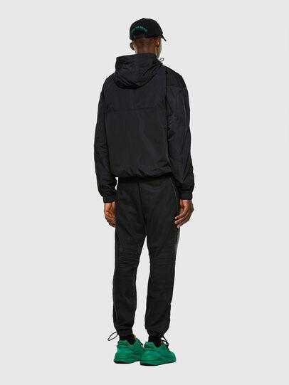 Diesel - J-ETHAN-KA, Black - Jackets - Image 8
