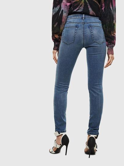 Diesel - D-Ollies Slim JoggJeans® 069MC, Medium Blue - Jeans - Image 2