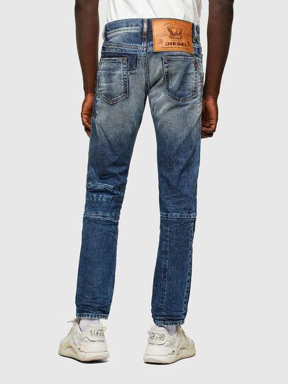 Diesel - D-Strukt Slim Jeans 009NI, Medium Blue - Jeans - Image 2
