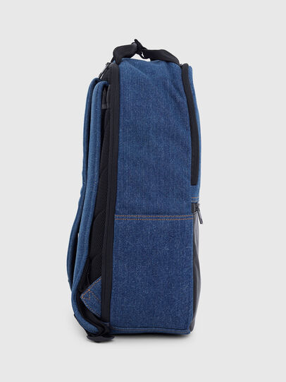 Diesel - GINKGO FP, Blue Jeans - Backpacks - Image 3