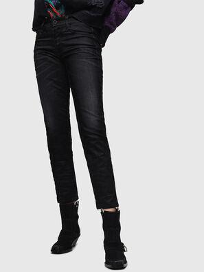 D-Rifty 0091I, Black/Dark Grey - Jeans