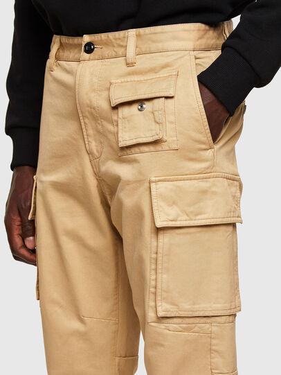 Diesel - P-COR, Light Brown - Pants - Image 3
