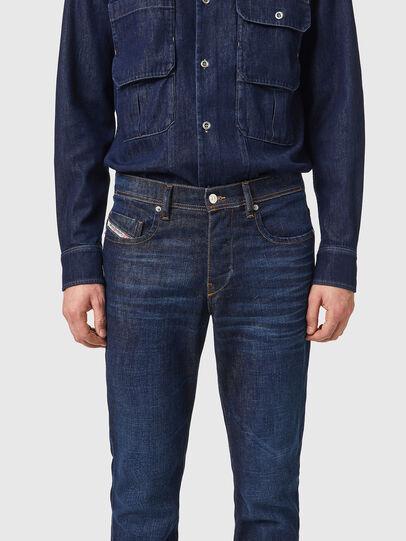 Diesel - D-Vocs Bootcut Jeans 09A12, Dark Blue - Jeans - Image 3