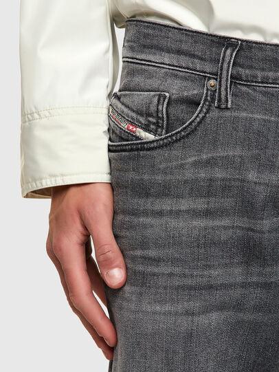 Diesel - D-Fining Tapered Jeans 09A11, Black/Dark Grey - Jeans - Image 4