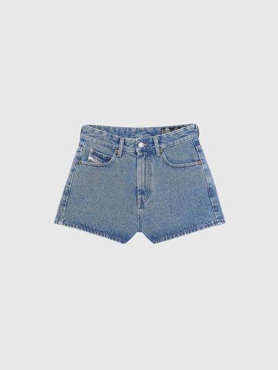 Diesel - D-ISI-SHORT, Light Blue - Shorts - Image 1