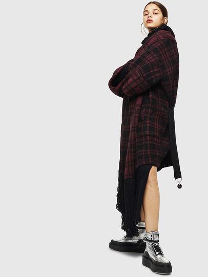 Diesel - M-BOU, Dark Violet - Sweaters - Image 5