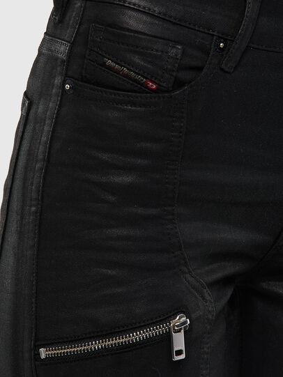 Diesel - D-Ollies JoggJeans® 069RK, Black/Dark Grey - Jeans - Image 5