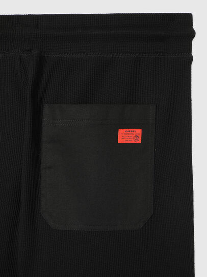 Diesel - UMLB-PETER-W, Black - Pants - Image 4