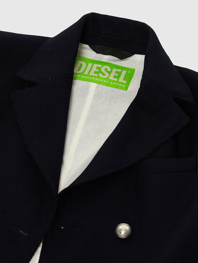 Diesel - W-ODER, Dark Blue - Winter Jackets - Image 6