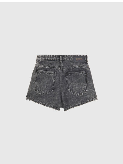 Diesel - D-ISI-SHORT, Black - Shorts - Image 2