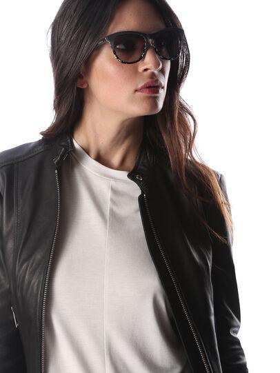 Diesel - DM0192, Black/White - Sunglasses - Image 6