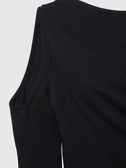 Diesel - D-REVERT, Black - Dresses - Image 6