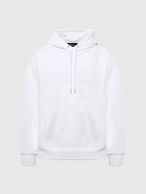 S-GIRPO-HOOD, White - Sweatshirts