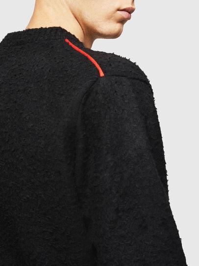 Diesel - K-CASY, Black - Sweaters - Image 5