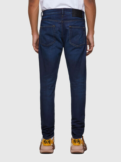 Diesel - D-Strukt Slim JoggJeans® 069WS, Dark Blue - Jeans - Image 2