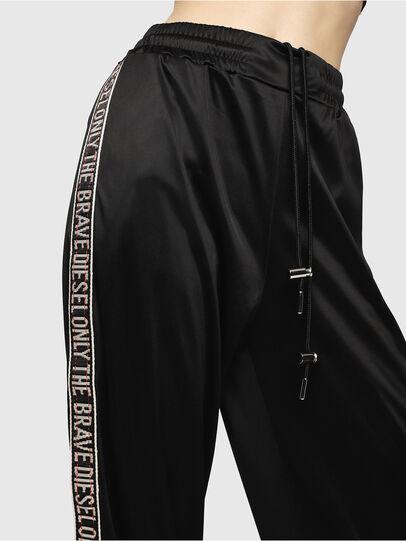 Diesel - P-ROLEN, Black - Pants - Image 4