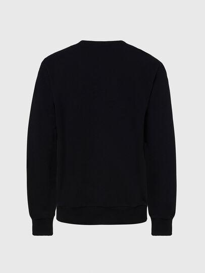 Diesel - S-GIRK-CUTY, Black - Sweatshirts - Image 2