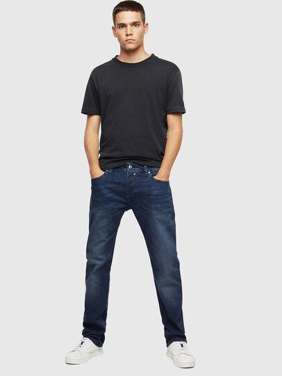 Diesel - Safado CN041, Dark Blue - Jeans - Image 5