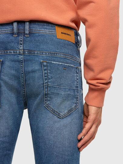 Diesel - Thommer Slim Jeans 009ES, Light Blue - Jeans - Image 3
