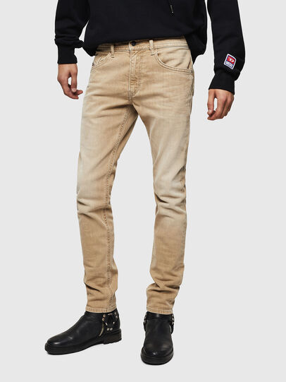 Diesel - Thommer 0890E, Beige - Jeans - Image 1