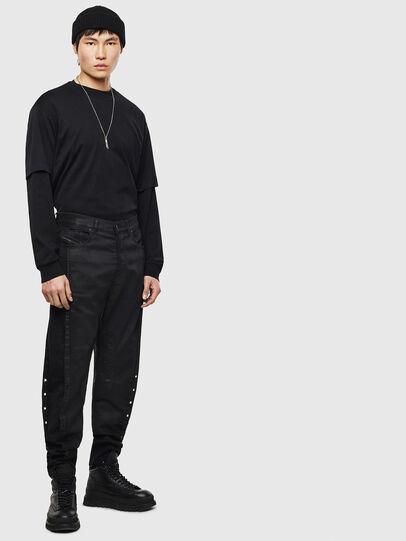 Diesel - TYPE-2015-NE, Black/Dark Grey - Jeans - Image 6