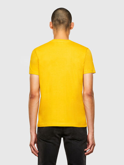 Diesel - T-DIEGOS-K36, Yellow - T-Shirts - Image 2