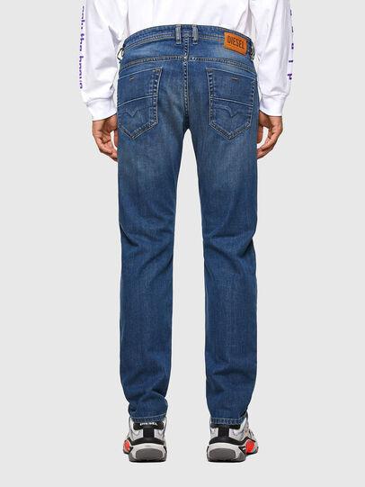Diesel - Thommer Slim Jeans 009EI, Medium Blue - Jeans - Image 2