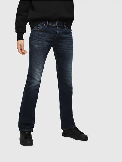 Diesel - Zatiny 087AS, Dark Blue - Jeans - Image 1
