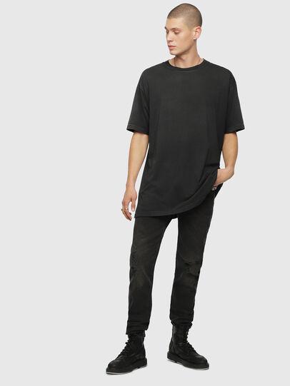 Diesel - Safado CN013, Black/Dark Grey - Jeans - Image 4