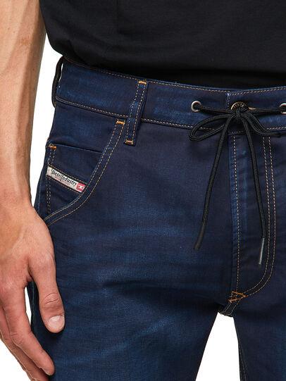 Diesel - Krooley Tapered JoggJeans® Z69VZ, Dark Blue - Jeans - Image 3