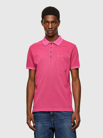 Diesel - T-KAL-2, Hot pink - Polos - Image 1