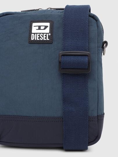 Diesel - ALTAIRO, Blue - Crossbody Bags - Image 5