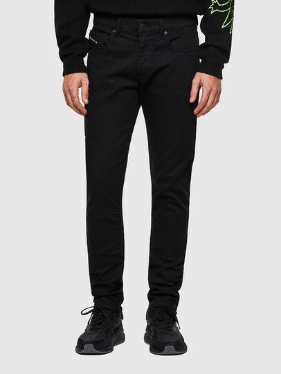 Diesel - D-Strukt Slim Jeans 0688H, Black/Dark Grey - Jeans - Image 1