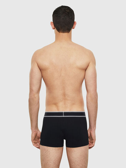 Diesel - UMBX-SHAWNTHREEPACK, Black/Grey - Trunks - Image 3