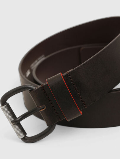 Diesel - B-DIVISION, Dark Brown - Belts - Image 2